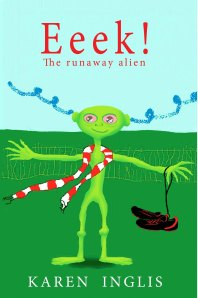 Eeek book cover