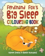 Ferdinand Fox's Big Sleep Colouring Book on Amazon