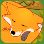 Ferdinand Fox's Big Sleep interactive iPad App