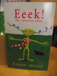 Eeek book - photo