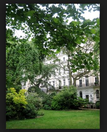 The Secret Lake revisits Notting Hill | Karen Inglis