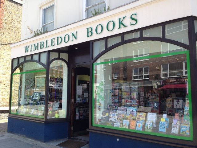 Image of Wimbledon Books, bookshop