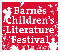 poster of Barnes Children's Literature Festival