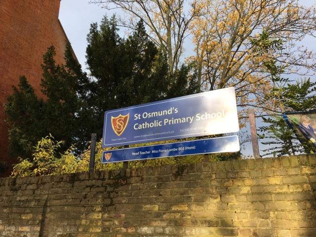 St Osmund's Primary School - exterior image