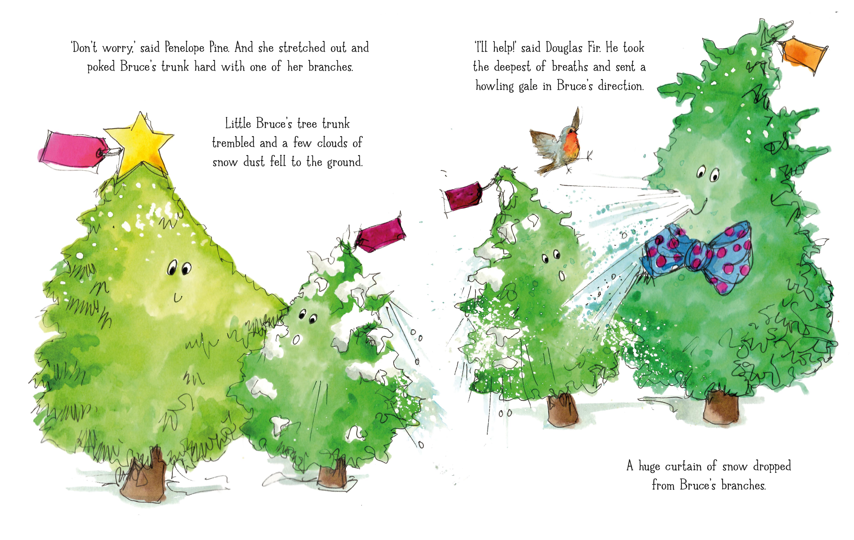 The Christmas Tree Wish (3-5 yrs) | Karen Inglis ...